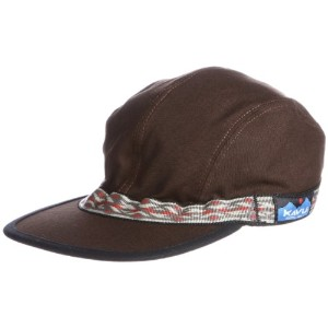 (カブー)KAVU Strapcap 11863001  Chocolate L