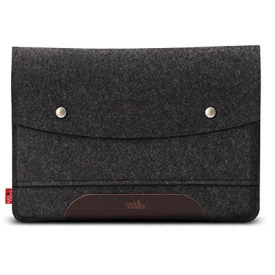 Pack&Smooch Hampshire for iPad Pro 9.7 (Anthracite/DarkBrown)
