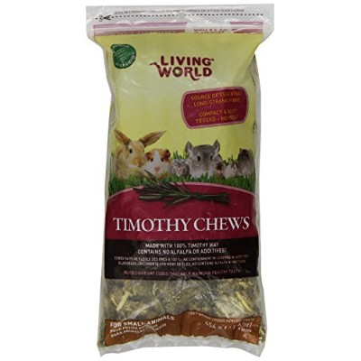 Living World Timothy Chews, 16-Ounce by Living World
