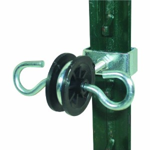 Field Guardian 2-Ring Gate Ends for T-Posts by Field Guardian