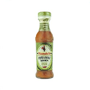 Nando's - Peri-Peri Sauce - Lemon & Herb - 125g (Case of 6)