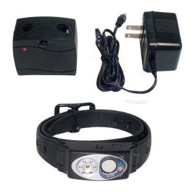 High Tech Pet Humane Contain RX-10KIT Multi-function Collar with Charger and AC Adapter for X-10...