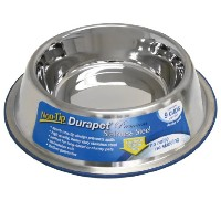OurPets Durapet Non-Tip Dog Bowl, Jumbo by Our Pets