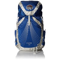 Packs Exos 38 Backpack バックパック(Lサイズ) Osprey社 Pacific Blue