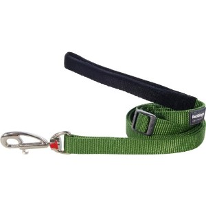 Red Dingo L6-ZZ-GR-LG Dog Lead Classic Green, Large