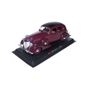 ZIS101A - 1940ダイキャスト1/43モデル ZIS 101A - 1940 diecast 1:43 model (Amercom SD-48)