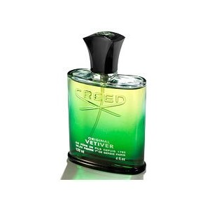 Creed Vetiver Original (クリード ベチバーオリジナル) 4.0 oz (120ml) EDT Spray by Creed for Men