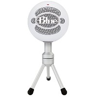 Blue Microphones USBマイク Windows/Mac対応 Snowball iCE USB Microphone ホワイト [並行輸入品]