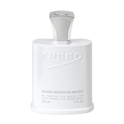 Creed Silver Mountain Water (クリード シルバー マウンテン オウーター) 4.0 oz (120ml) EDT Spray for Men