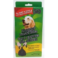 Doggy Waste Bags (50 Bags) by GI