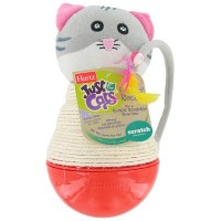 Hartz 13068 Rockin Roco Just for Cats Cat Toy by HARTZ