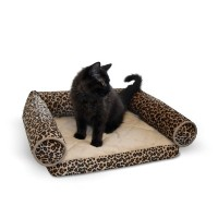 K&H Manufacturing Lazy Lounger Leopard 14-Inch by 16-Inch by K&H Manufacturing