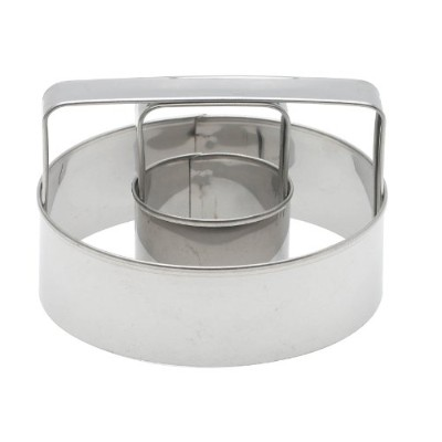 Mrs. Anderson's Baking Donut Cutter, 3-Inch by HIC Harold Import Co.