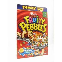 Post Fruity Pebbles, 13 oz. (Pack of 12) by Post