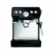 Breville The Infuser Espresso Machine ブラック BES840BSXL