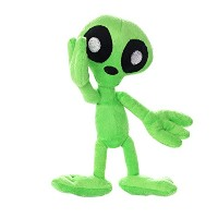 VIP Mighty Jr. Liar Albert Alien Interactive Extreme Durable Pet Dog Play Toy