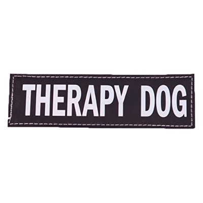 EzyDog Side Patch for Convert Harness, Therapy Dog, Small by EzyDog