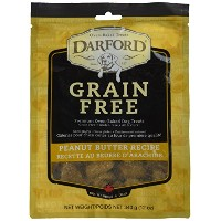 Darford Grain Free Peanut Butter Biscuit Natural Dog Pet Delicious Treats 12z