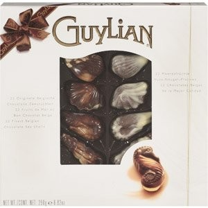 Guylian Chocolate Sea Shells Finest Belgian 8.82 oz. (Pack of 12) 並行輸入品 [海外直送]
