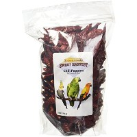 Kaylor Made Sweet Harvest Fruit Mix Chili Peppers Food Treat for Pet Birds 5z