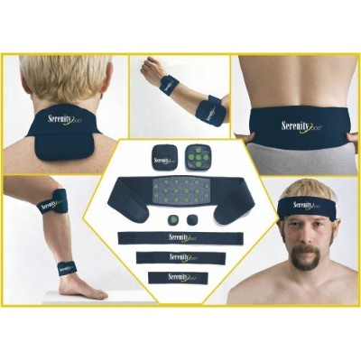 Magnetic Therapy Set, Large/XLarge by Serenity2000