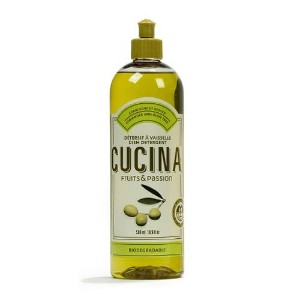 Coriander and Olive Cucina Dish Detergent 500ML by Fruits & Passion