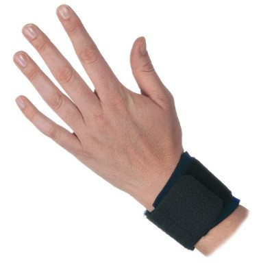 Trainer's Choice Carpal Lock Wrist Support, X-Small by Trainer's Choice