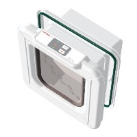 Cat Mate Elite Selective Chip and Disc Cat Flap by Ani Mate - Pet Products [並行輸入品]