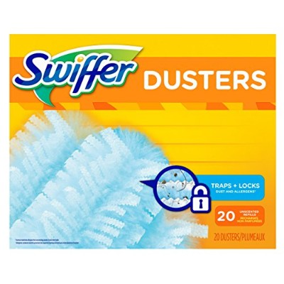 Swiffer 180 Dusters Refills Unscented 20 Count by Swiffer