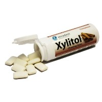 Xylitol Chewing Gum - Cinnamon by Miradent