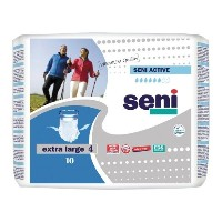 Seni Active Absorbent Incontinence Pants Extra Large by SENI
