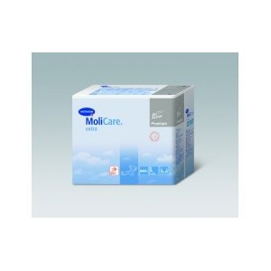MoliCare Premium Soft Extra Adult Diapers - Large 30/bg by Molicare