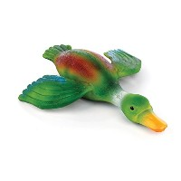 Knight Pet Latex Duck Toy [並行輸入品]