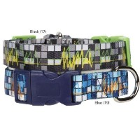 Zack & Zoey Electric Charged Dog Collar, 6 to 10-Inch, Blue [並行輸入品]