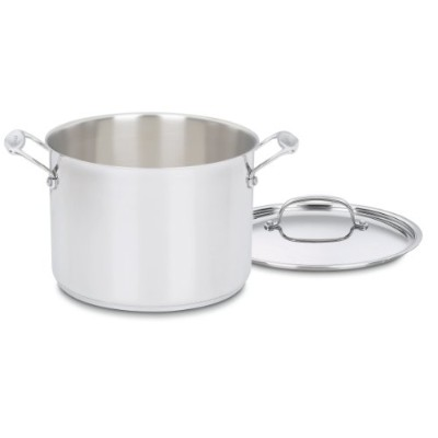 Cuisinart 766-24 Chef's Classic 8-Quart Stockpot with Cover by Cuisinart [並行輸入品]
