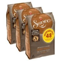 Senseo Coffee Pods - 48 Pods - Different Flavor - Imported From Netherlands (Dark Roast, 144) by...