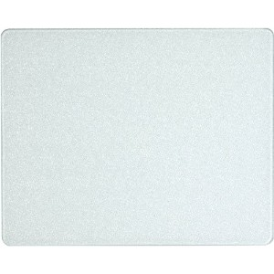 Corelle 20 x 16 Surface Saver Tempered Glass Cutting Board, White Enhancements by CORELLE