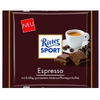 Ritter Sport Chocolate with Espresso, 100g by Ritter Sport [並行輸入品]