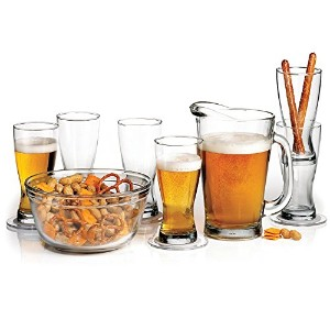 Anchor Hocking 14-Piece Beer Party Set by Anchor Hocking