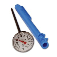Taylor Precision Products Food Service #1 Grade Thermometer (1-Inch Dial) by Taylor Precision...