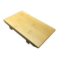 Bamboo Sushi Serving Geta Plate by JapanBargain