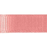 "Grosgrain Ribbon .375""X18'-Coral Rose (並行輸入品)"