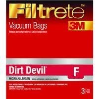 Dirt Devil F Micro Allergen Bag-DIRT DEVIL F VACUUM BAG (並行輸入品)