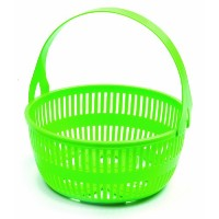 Norpro 648 Canning Basket with Removeable Handle, Green by Norpro