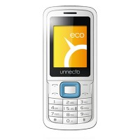 Unnecto U-100-2NA eco - Unlocked Phone - Retail Packaging - US Warranty - White/Blue by Unnecto