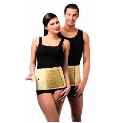 Elastic Medical Grade Class Post-Surgical Support belt for OSTOMY patients (Medium) by Tonus Elast ...