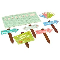 Talking Tables Spring Has Sprung Egg Hunt Kit