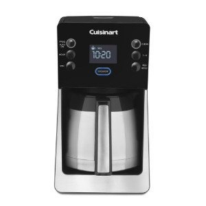 Cuisinart クイジナート コーヒーメーカー Perfec Temp 12-Cup Thermal Programmable Coffeemaker 【並行輸入品】