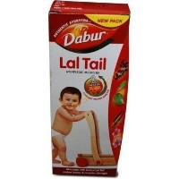Dabur Lal Tail New Pack Authentic Ayurveda (6 Pack, 200-ML) by Dabur [並行輸入品]