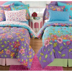 Kidz Mix Flower Power Bed In Aバッグ フル 9042